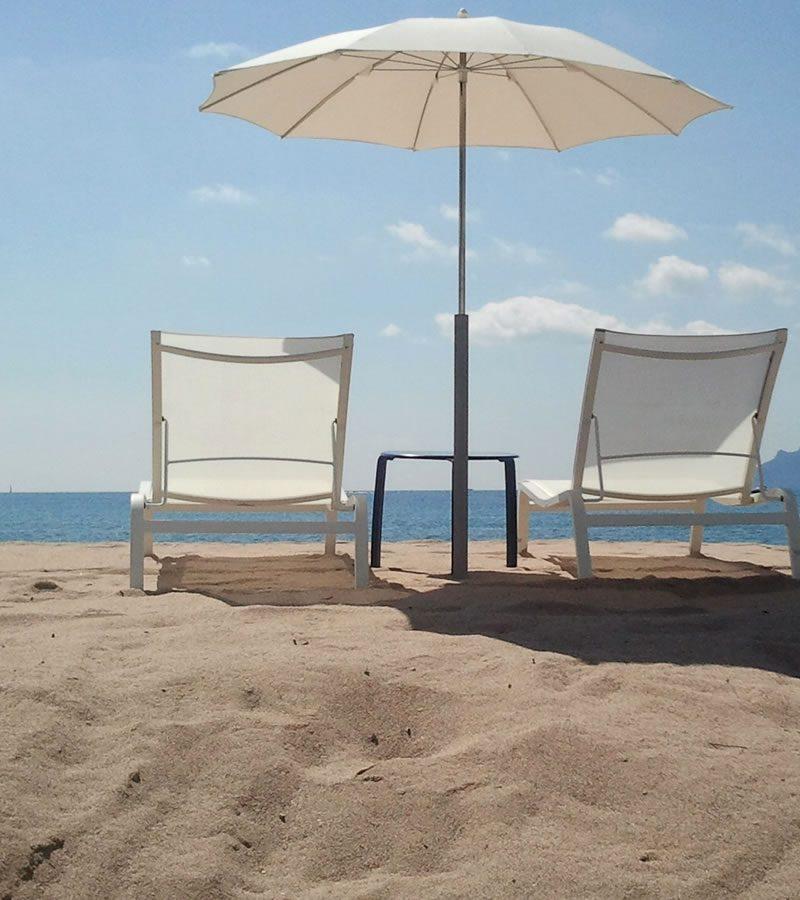 Servizio Spiaggia Residence Due Mari